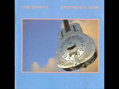 Dire straits Brothers in arms (with lyrics)