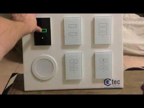 CTEC smart switch setup up