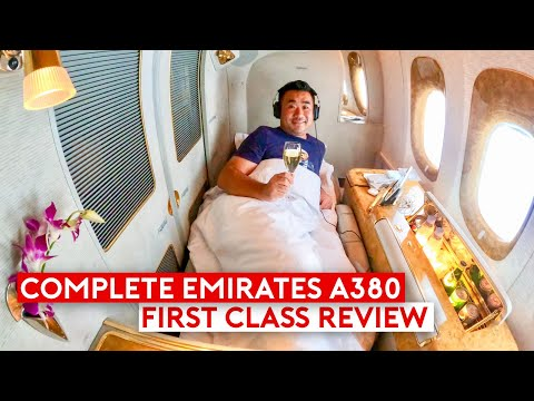 Thumbnail: The Complete Emirates A380 First Class Review