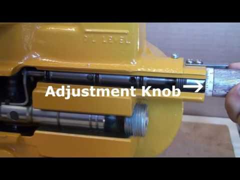 Working Principle of a Hydraulic Diaphragm Metering Pump