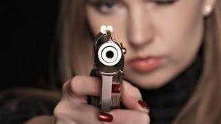 девушки и оружие(Девушки с оружием, с ружьем, с автоматом калашникова с винтовкой свд и тп., 2013-04-08T18:43:32.000Z)