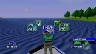 Bassmasters 2000 sur Nintendo 64