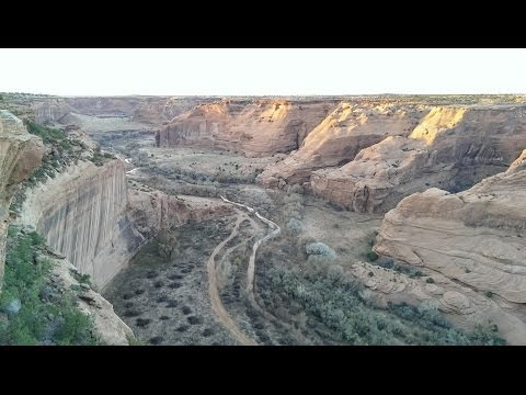 Strange Noises Canyon De Chelly (Chinle, AZ, USA) DEC 2013