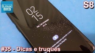 Samsung Galaxy S8 - 25 Dicas e Truques