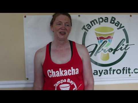 Michelle Taylor TBAF Chakacha Tribe Warrior