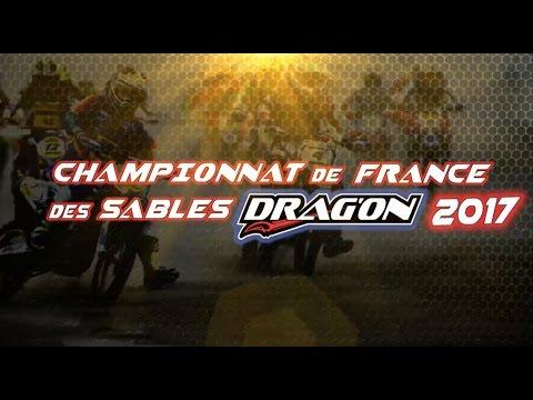Ronde des Sables Hossegor-Capbreton 2016- Le circuit - CFS Drag'on