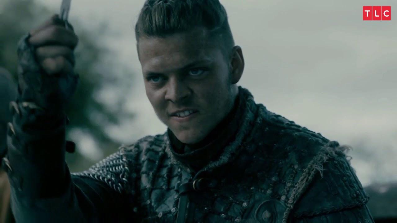 Download Ivar vs Bishop Heahmund   Vikings season 5 episode 5   Vikings York War  