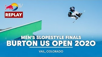Men's Slopestyle Finals | Burton US Open 2020 - FULL REPLAY