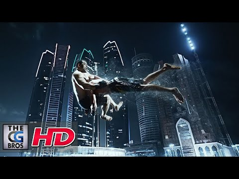 """**Hyper-Real** """"AD Sports TV Idents - Directors Cut"""" - by Frame"""