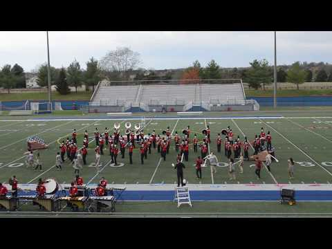 The Marching Atoms of Annandale High School