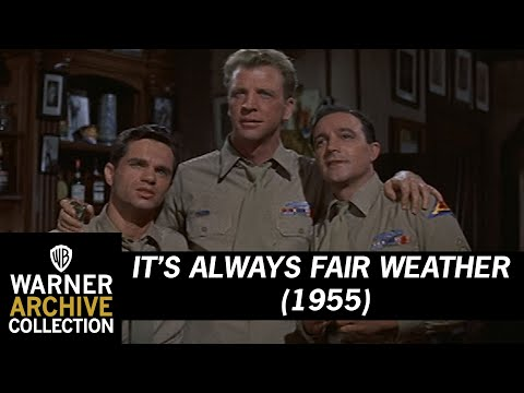 It's Always Fair Weather (1955) – The Time For Parting (Gene Kelly, Dan Dailey, Michael Kidd)