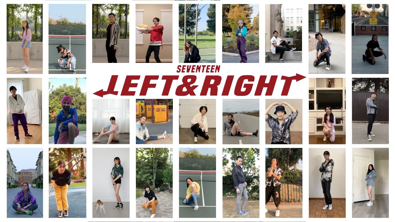 [KPOP IN QUARANTINE] SEVENTEEN (세븐틴) - Left & Right Full Dance Cover [ECLIPSE]