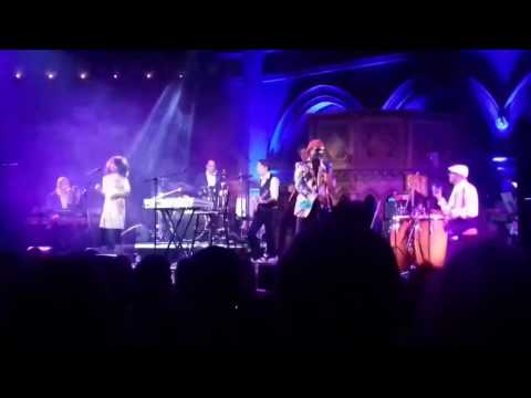 Leroy Hutson & His Band 2017 Live at Union Chapel