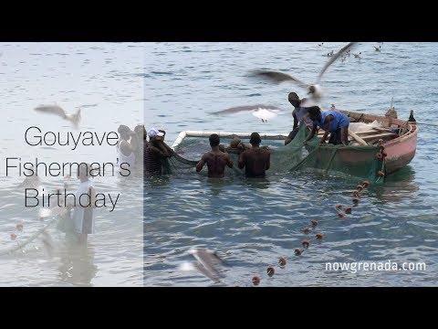 Gouyave Fisherman's Birthday