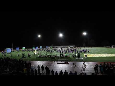 Intertwined at Friends and Family by Amador Valley High School Marching Band and Color Guard.