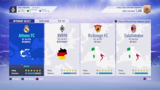 ONE OF THE BEST STRIKERS I HAVE EVER PLAYED WITH!!! FIFA 19 ULTIMATE TEAM