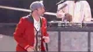Blake Lewis & Doug E. Fresh on American Idol Season 6 Finale