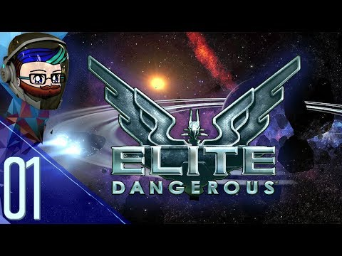 Knocking The Rust Off...Again | Elite Dangerous #1