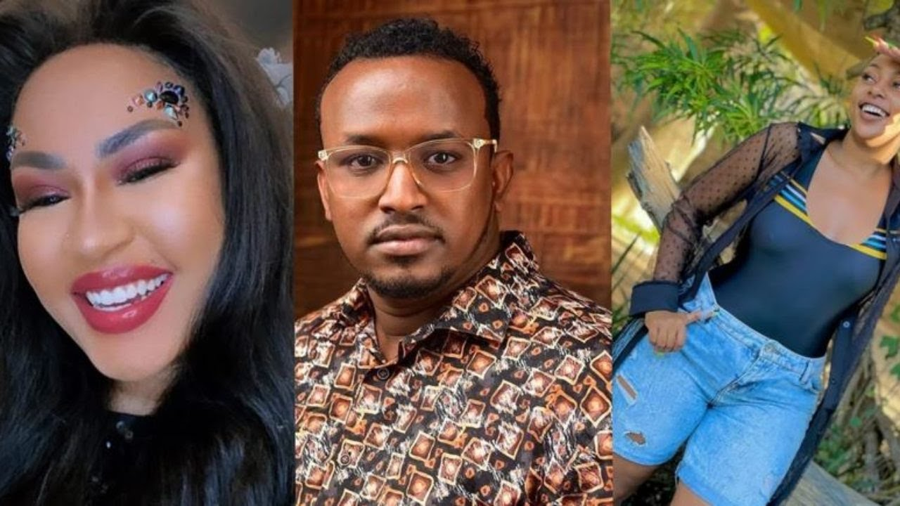 "Serikali ilipinduliwa"" Jamal's First Wife Says Co-wife Amber Ray was their  Neighbour - YouTube"