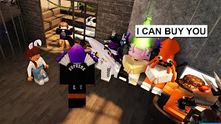 EVERY RICH ROBLOX ODER PLAYS THIS GAME