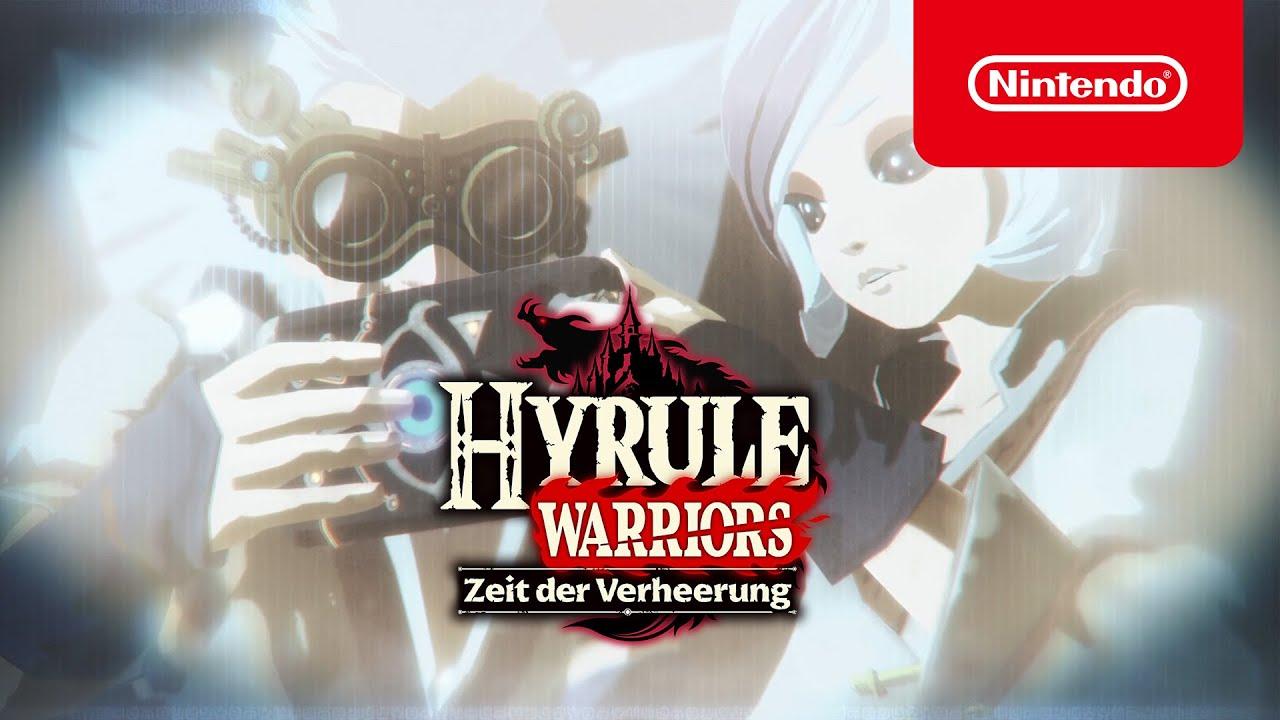 Hyrule Warriors Zeit Der Verheerung Langst Vergessene Erinnerungen Nintendo Switch Youtube