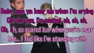 Miley Cyrus - Adore You [Karaoke / Instrumental]
