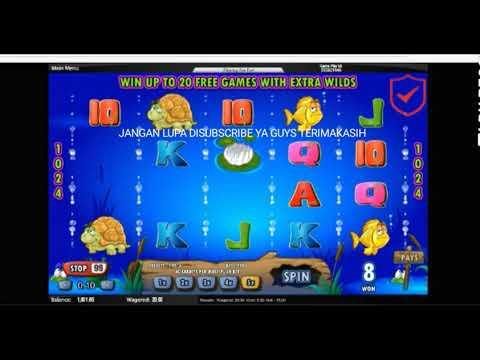 Big Win Berkali Kali ( Frog N First)