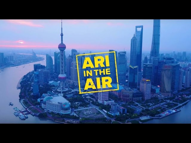 Ari in the Air | Episode 1 - China