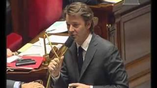 François Baroin recadre le Parti Socialiste