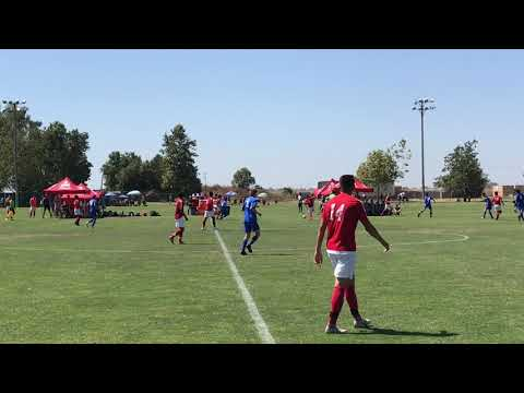 Davis Legacy #24 Good Goal Boys Soccer Davis Tournament