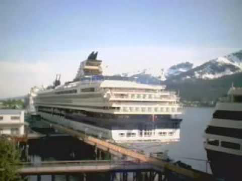 Juneau, Alaska - Sittin' on the Dock of the Bay
