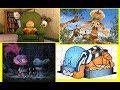 Garfield Cartoon Madagascar Trolls Puzzle Games For Kids