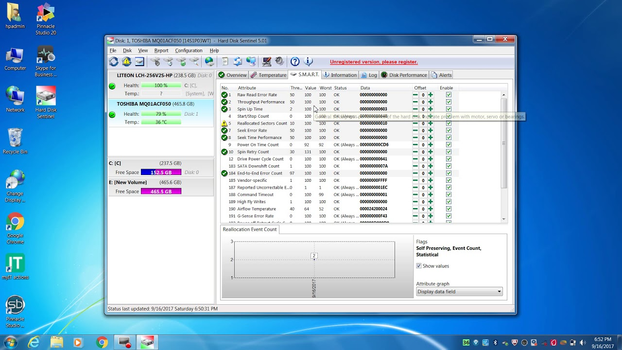 how to check your hard drive condition