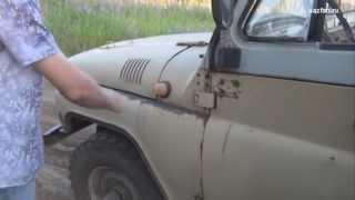 Осмотр и покупка б/у автомобиля УАЗ
