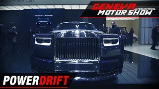 Rolls Royce - Exuberant luxury : Geneva Motor Show 2018 : PowerDrift