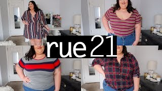 Plus Size Try On Haul ft. RUE21!!