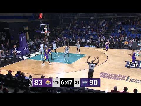 Thomas Bryant (27 points) Highlights vs. Greensboro Swarm