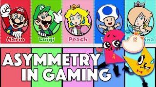 Asymmetric Game Design: The Nintendo Way