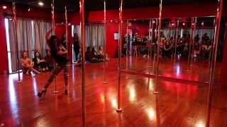 Flexy Floorwork - Olivia Black