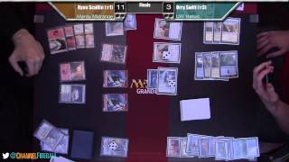Grand Prix San Antonio 2014 Finals: Ryan Scullin (Mardu Midrange) vs.Orry Swift (White-Blue Heroic)