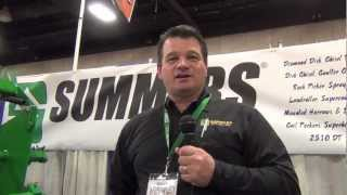 Summers Manufacturing at the 2013 National Farm Machinery Show