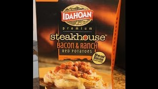Idahoan Steakhouse: Bacon & Ranch Review