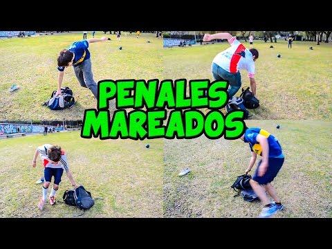 PENALES MAREADOS | LOS DISPLICENTES