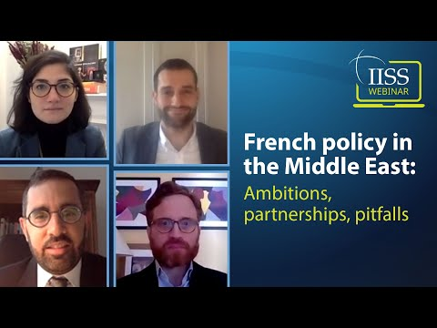 French policy in the Middle East: ambitions, partnerships, pitfalls