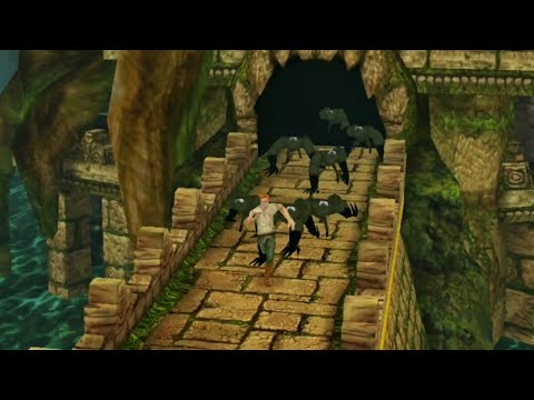 Temple Run Android Game Giant Monkey