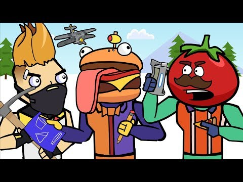 The Squad: Season 2 | Battle Royale Compilation (Fortnite An