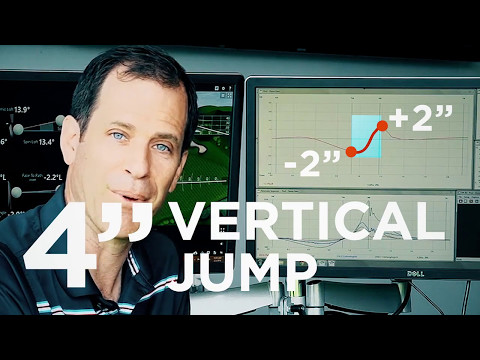 Breaking Down the Relationship Between Vertical Jump and Power in Golf