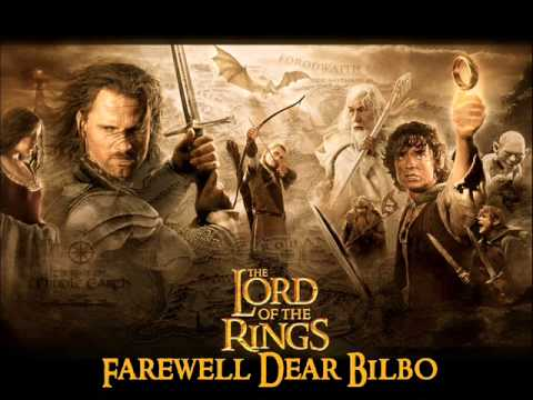 Farewell Dear Bilbo - The Lord of the Rings: The Fellowship of the Ring mp3