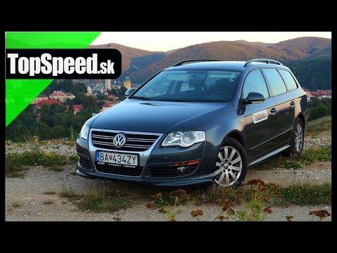 Jazdenka VW Passat B6 2005 2010 TopSpeed.sk