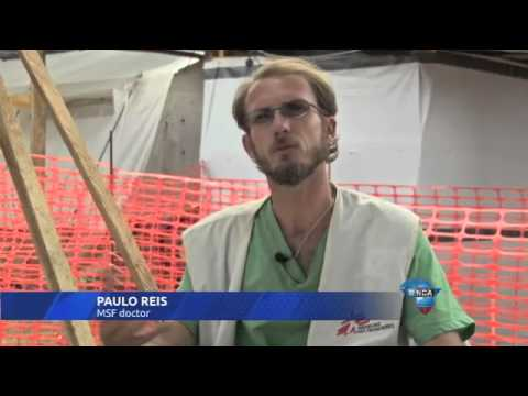 MSF in need of more medical staff to manage Ebola spread